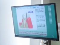 治療計画や経過がわかりにくいと不安になる。そんなことはありませんか?深江駅近くの神田歯科医院では、図解を使用することで、専門知識のない方にもわかりやすく説明できるよう配備しています。