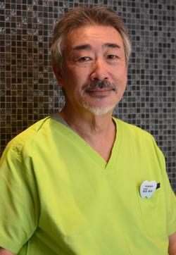 深江の歯科医院【神田歯科医院】の院長「神田孝平」の写真