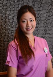 深江の歯科医院【神田歯科医院】の歯科衛生士「濱口利沙」の写真